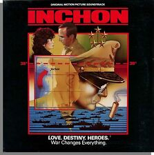 Inchon - New 1982 Jerry Goldsmith Original Soundtrack LP Record!