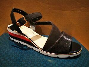 Van Dal Ladies 'Chennai' Black Slingback Sandals - BNIB
