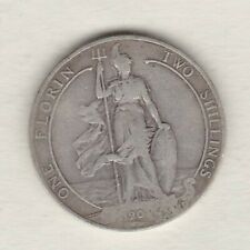 More details for 1904 edward vii silver florin in a used fine condition.