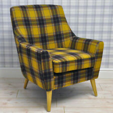 Unbranded Checked Armchairs