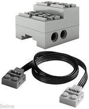 SBRICK Receiver compatible with Power Functions parts + Long Cable  (remote,car)