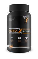 Alpha X Boost Optimum Performance Technology - Testosterone Booster - 60 Caps