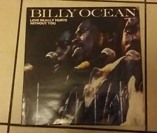 Billy Ocean – Love Really Hurts Without You  - Supreme Records SUPE (T) - 1986