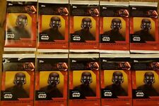10 x Star Wars The Rise of Skywalker Cineworld Exclusive Topps Trading cards