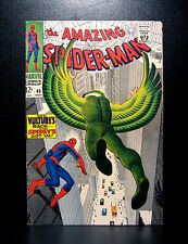 COMICS: Marvel: Amazing Spiderman #48 (1967), 1st Blackie Drago (as Vulture) app