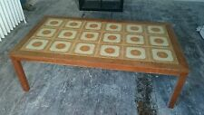 Vintage/Retro More than 200cm Coffee Tables