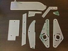 Clear Plastic Set for STERN Elvis Pinball Machine