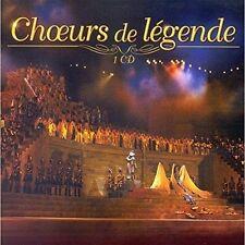 LES PLUS BEAUX CHOEURS D'OPERAS, DE MUSIQUE SACREE NEW CD