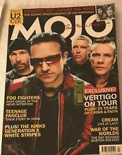MOJO Magazine - U2...!! LN 2005  No CD ..BRAND NEW in COLTR. SLEEVE