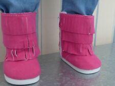 Chaussures ( BOTTES ) neuves pour poupée de 50 cm   Götz