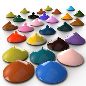 #UK *** LOT ***BASF Color Earthenware Glazes up to 380g Cone 06-04 free shipping
