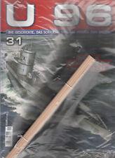 U96 - Ausgabe Nr. 31 Modellbau Hachette / OVP