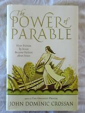 The Power of Parable by John Dominic Crossan | HC/DJ NEW
