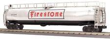 MTH 30-73428 33K Gallon Tank Car Firestone