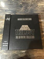 LaserDisc The Star Wars-Trilogy Definitive Collection Excellent condition!!!