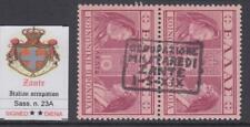 ITALY ZANTE - ITALIAN OCC. n.23A - cv 1450$ - MNH** SIGNED DIENA