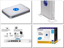 Netgear WPN824EXT WiFi Box Accélérateur Routeur sans Fil G + Commutateur 4 Ports