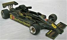 "1976 Lotus J.P.S. ""MKlll"" 1/12 Scale TAMIYA F1 Plastic Model with Box & Driver"