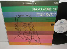 Everest 3221 Piano Music Of Eric Satie Jacques Fevrier Georges Auric