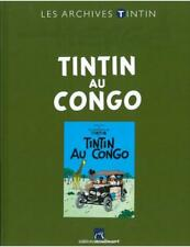 Hergé – Archives Tintin – Tintin au Congo – Version Couleurs