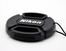 1x 52mm Lens Cap for D5500 D3100 D3200 D3300 D5100 D5200 D5300 18-55mm Nikon