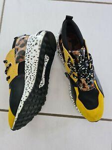 Ausgefallene Sneakers Gr. 40 gelb-multi Steve Madden Cliff