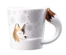 Starbucks Korea 2017Christmas Limited Edition Winter Fox Handle Mug 355ml(12oz)
