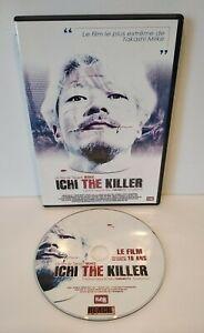 ICHI The Killer - PAL Zone 2 VOSTFR - Comme neuf