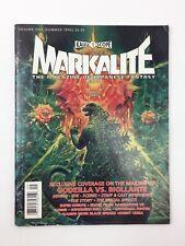 1990 Kaiju Scope Markalite #1 Magazine Godzilla - Ultraman - Kamen Rider