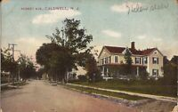 Caldwell, NEW JERSEY - Forest Avenue - 1921