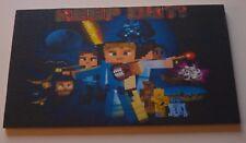 Starwars Inspired Minecraft Name Plaque Child's Bedroom Door