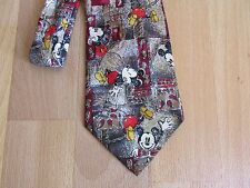 Disney MICKEY Mouse Mickey Unlimited Tie reference on label 558131 - 4286