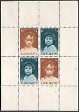Suriname postfris 1963 MNH 403 blok - Kind