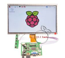 10.1 Inch 1024*600 LCD Display HDMI+VGA+2AV for Raspberry Pi 3 / Pi 2 / B+ / A+
