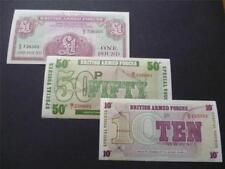 Collections/Bulk Lots English Banknotes