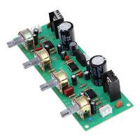 HIFI Preamp Tone Board Bass Treble Volume Control Pre-amplifier Board Kit