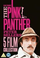 Pink Panther Film Collection 5039036070386 DVD Region 2
