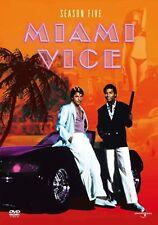 Miami Vice - Season/Staffel 5 - 6-DVD-BOX-NEU-OVP