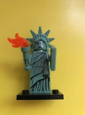 Lego Collectible Minifigures Series 6 Lady Liberty Statue of Liberty FREE SHIP!