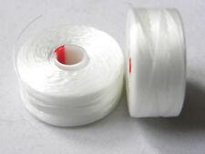 C-Lon D Thread - Color: White - 1 bobbin (78 yards)