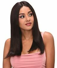 """DESTINY Human Hair BRAZILIAN LACE STRAIGHT 18"""" wig with baby hair Pre plucked"""