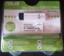 Receptor TV DIGITAL USB 2.0 ASUS My Cinema U3000 Mini . Para PC o Portatil