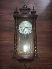 Vintage Meister-Anker German Wall Clock