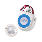 Leviton OSFHU-ITW LED Passive Infrared (PIR) Occupancy Sensor For High-Bay Light