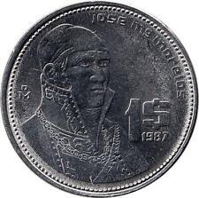 Mexiko 1 Peso 1984-1987