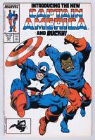 Captain America #334 ORIGINAL Vintage 1987 Marvel Comics Lemar Hoskins Bucky