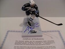 Andrew Ladd Autographed Signed Winnipeg Jets McFarlane COA New York Islanders