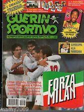 GUERIN SPORTIVO=N°6 1994=FASCICOLO MONDIALI 1970=BOKSIC=TORNEO DI VIAREGGIO=SENN