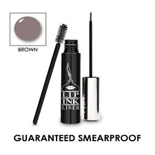 LIP INK Organic  Smearproof  Miracle Brow® Tint - BROWN