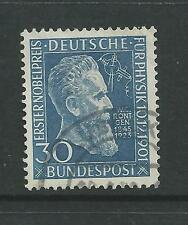 WEST GERMANY # 686 Used NOBEL PRIZE FOR PHYSICS (1411)